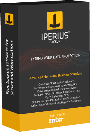 IPERIUS BACKUP EXCHANGE